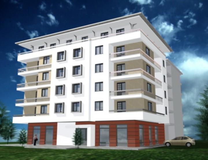 AÇA ULUBEY Apartmanı Avan Proje