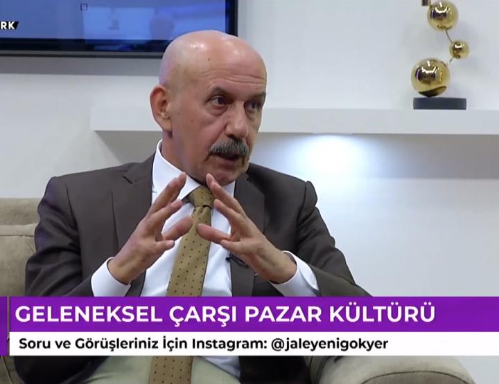 Öğle Arası' 28 04 2021 Prof Dr Kerim Çınar Yazar Nermin Taylan