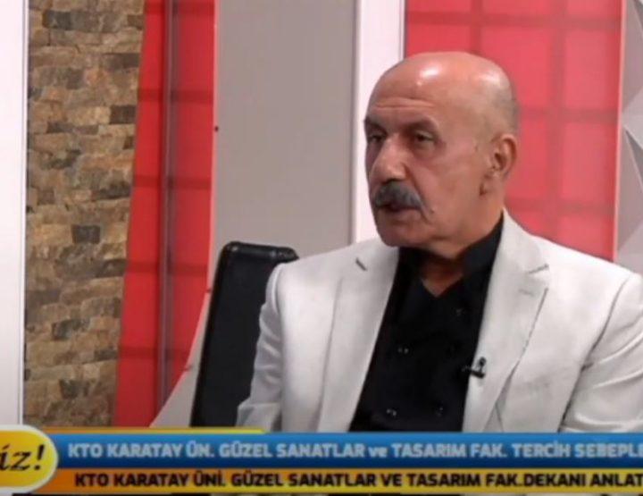 Sebile Eke ile İŞTESİZ Programı - Prof.Dr. Kerim ÇINAR